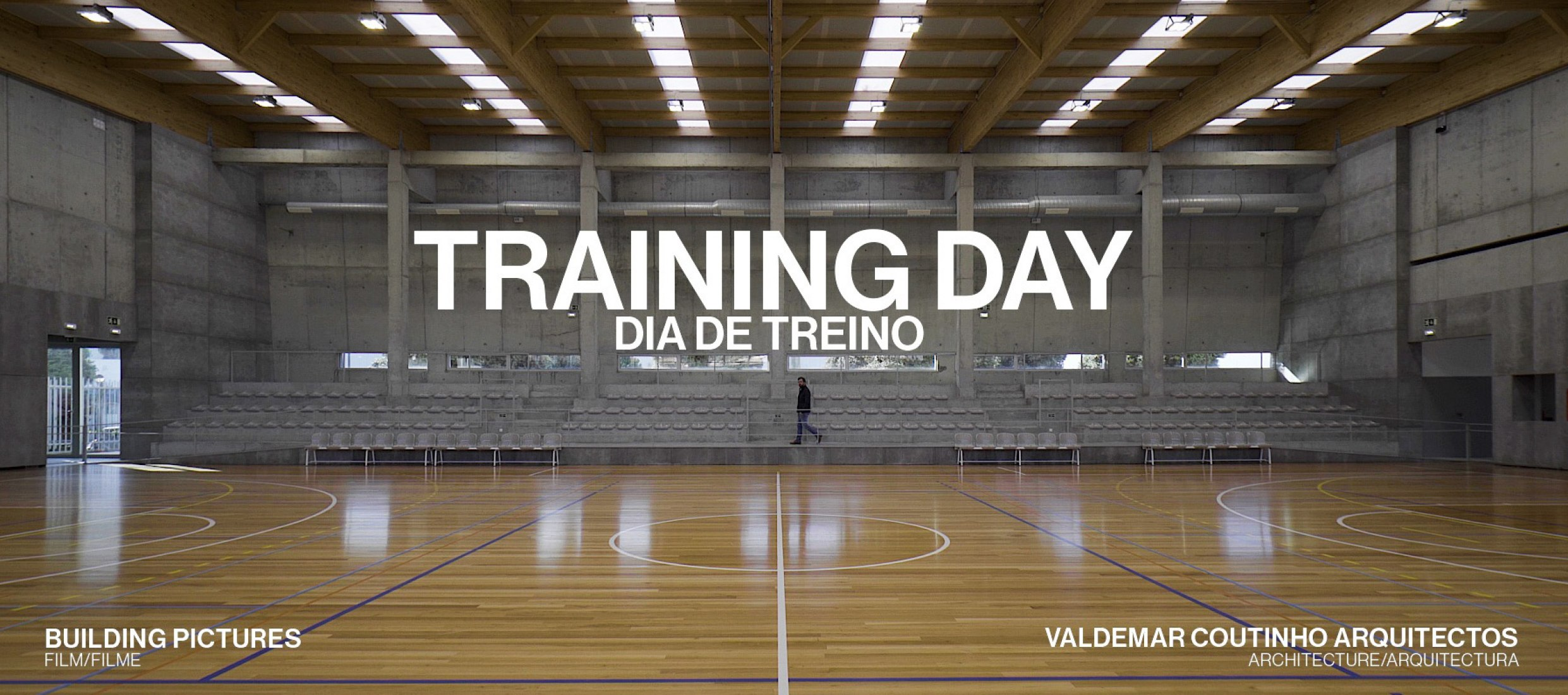 Training day: Atlantic Pavilion, Video by Bulding Pictures