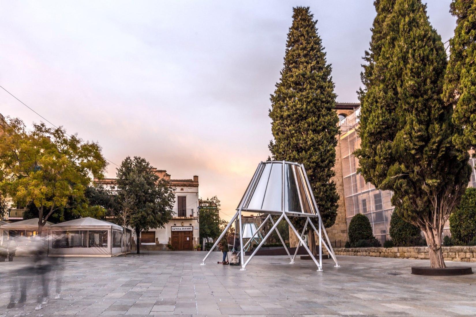 Vista campanas. Campanas 2017 por Sergio Sebastián. Fotografía © Irene Ruiz