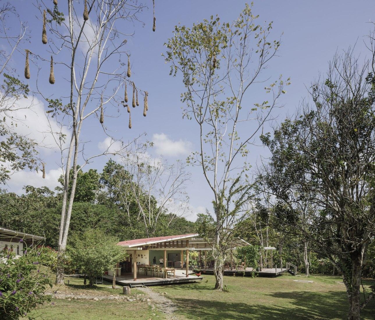 Canopy Camp Darien por Diego Cambefort + Diana Bernal. Fotografía © Fernando Aldá.