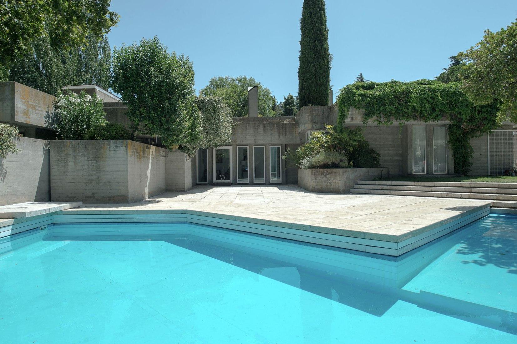 Carvajal House by Javier Carvajal Ferrer. Photograph courtesy of OHM - Cristina Rodriguez de Acuña