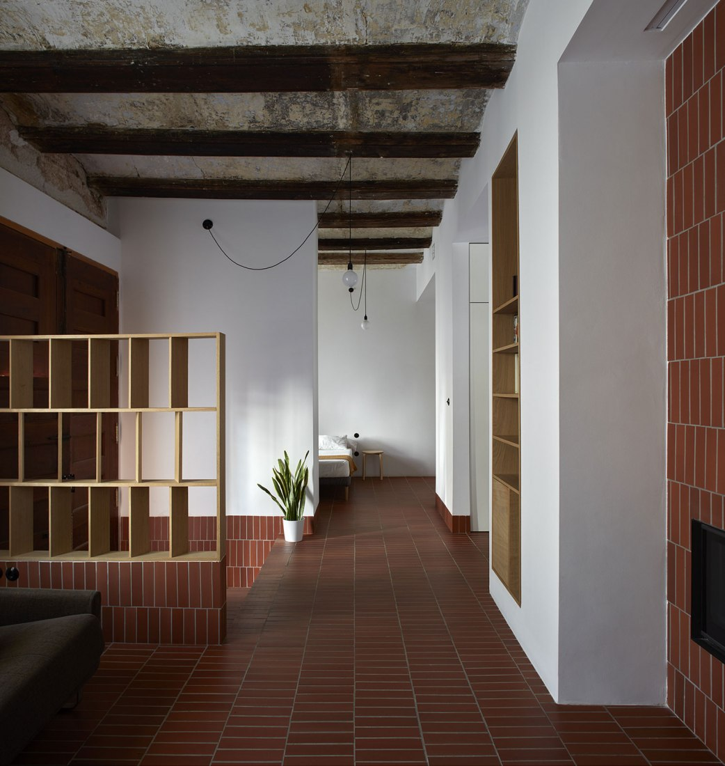 Integral renovation of the House Batlle by Arturo Sanz. Photograph by Bleda and Rosa in collaboration with Mariela Apollonio.