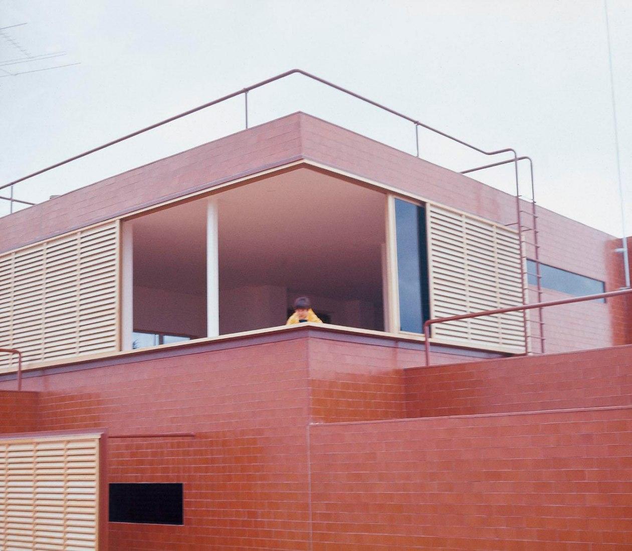 Casa Guzmán by Alejandro de la Sota. Image courtesy of Alejandro de la Sota Foundation