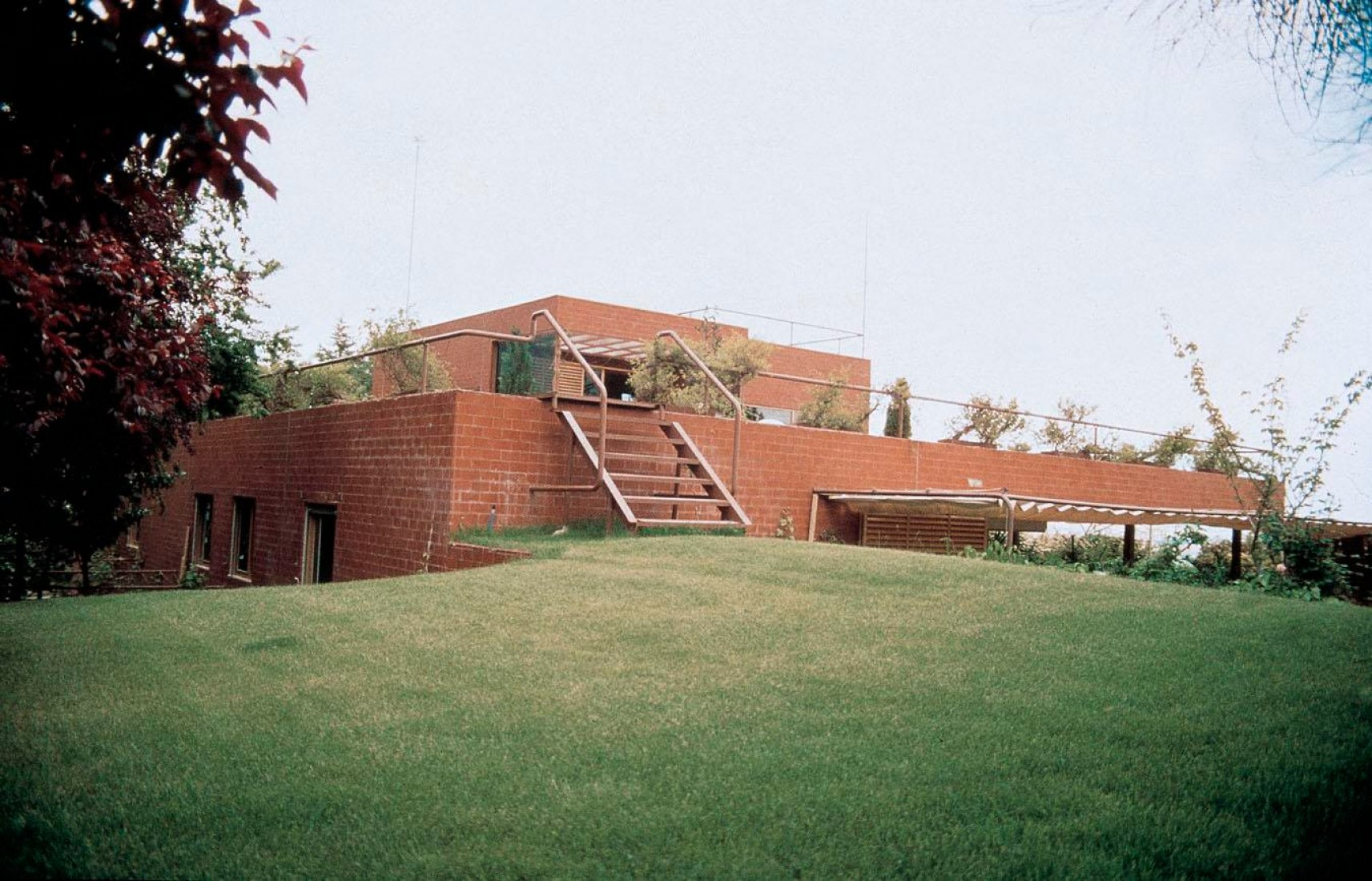 Casa Guzmán by Alejandro de la Sota. Image courtesy of Alejandro de la Sota Foundation