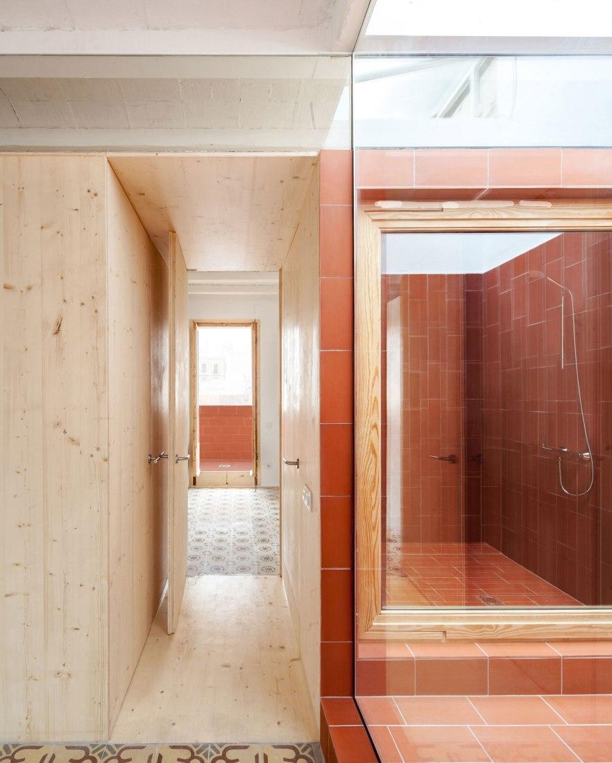 Masnou house by agora architects. Photograph by joan casals pañella.