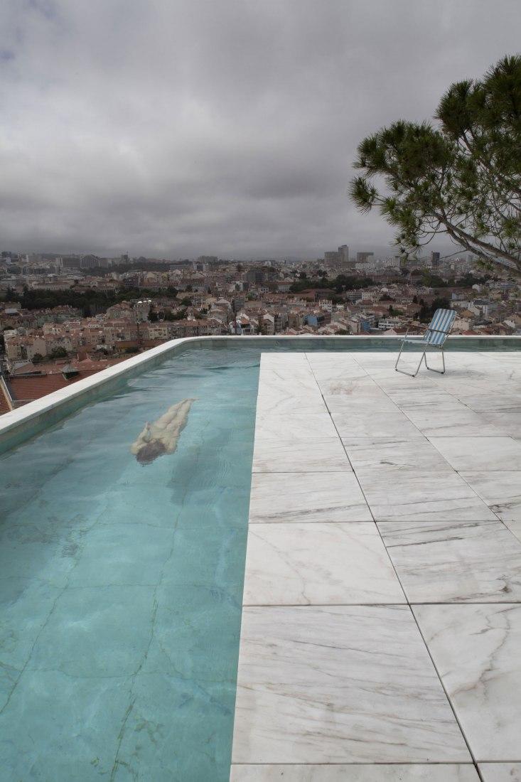 Casa do Monte by Leopold Banchini Architects + Daniel Zamarbide. Photograph by Leopold Banchini Architects.
