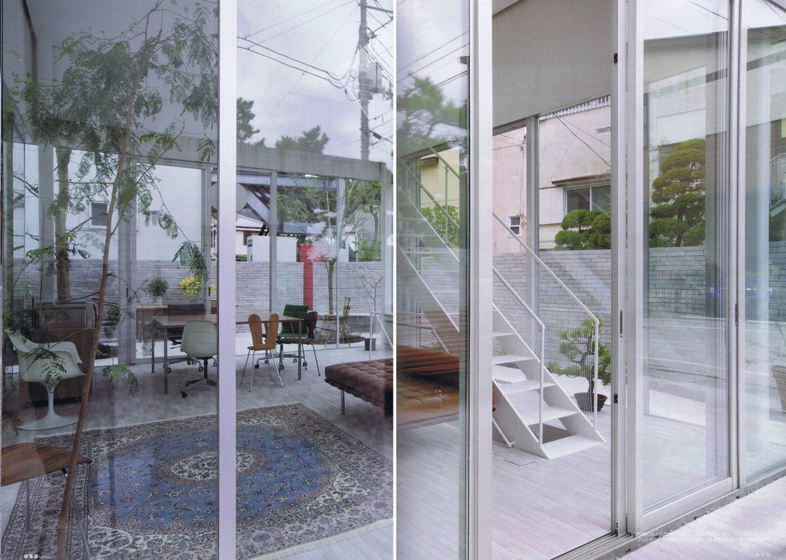Interior. Modern Living.