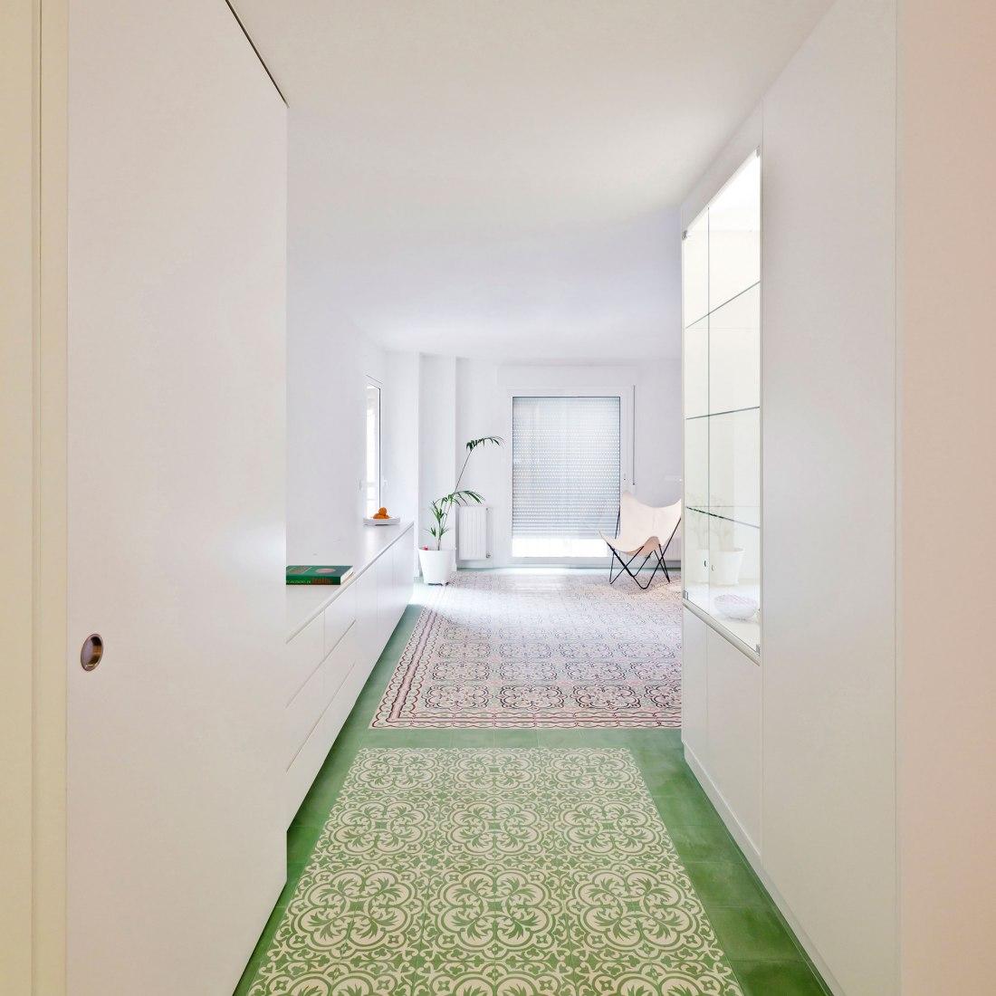 Reforma interior de vivienda en Toledo por el estudio Romero Vallejo . Fotografía © Juan Carlos Quindós.