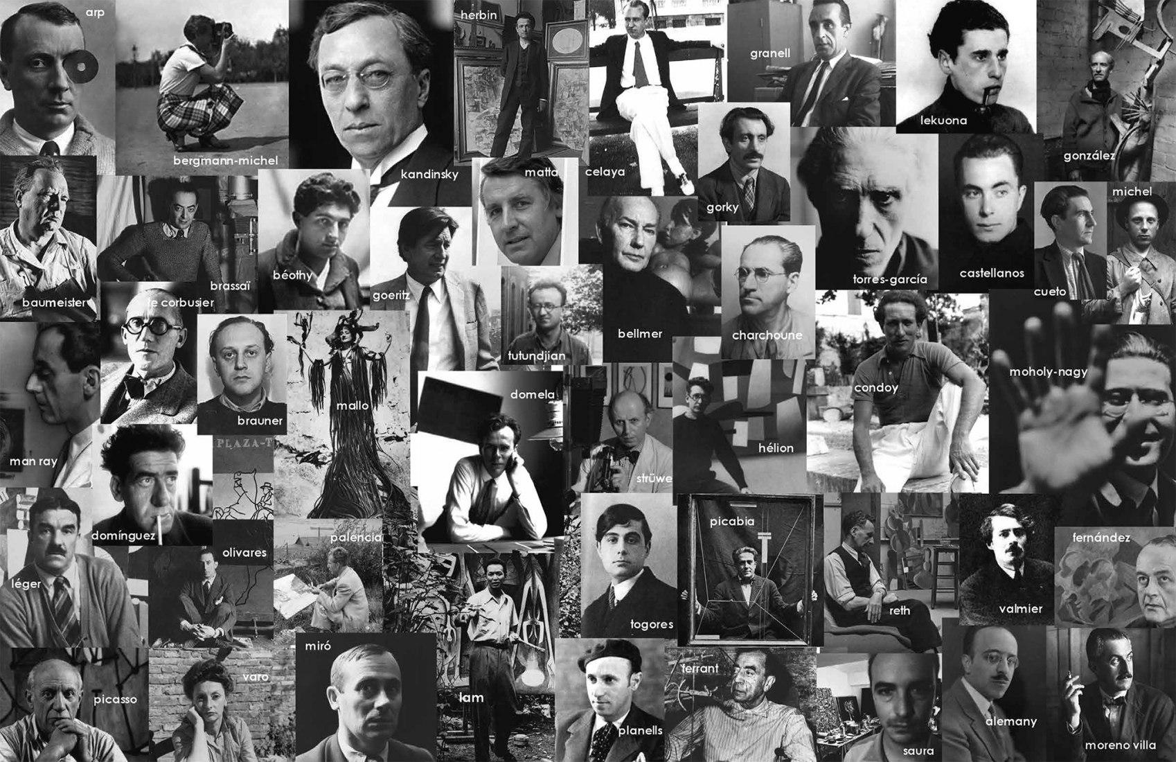 Biomorfismo 1920-1950