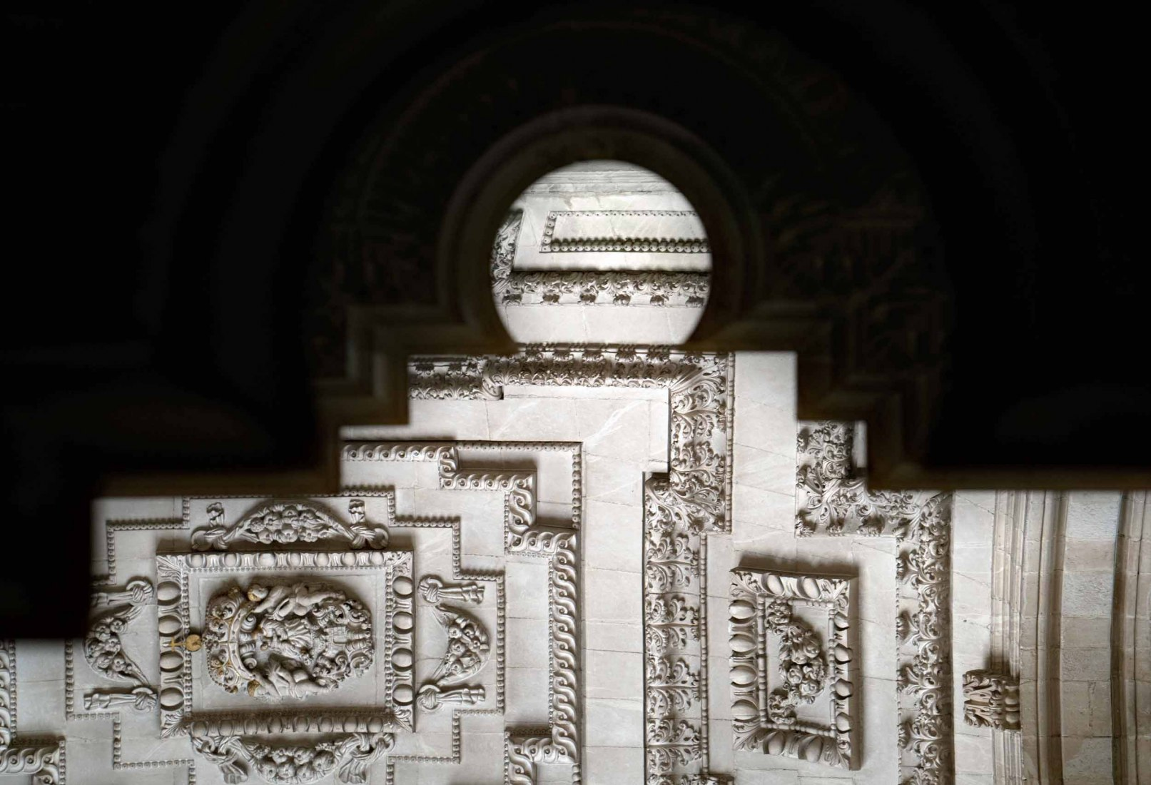 Gozar de toda su hermosura. Catedral de Jaén. Fotografía © Joaquín Bérchez, cortesía de Joaquín Bérchez