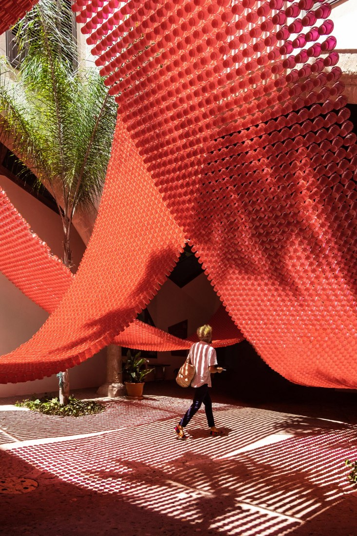 The Catenary and the Arch, by Manuel Bouzas and Santiago del Aguila. Photograph by Antonio Bouzas Barcala