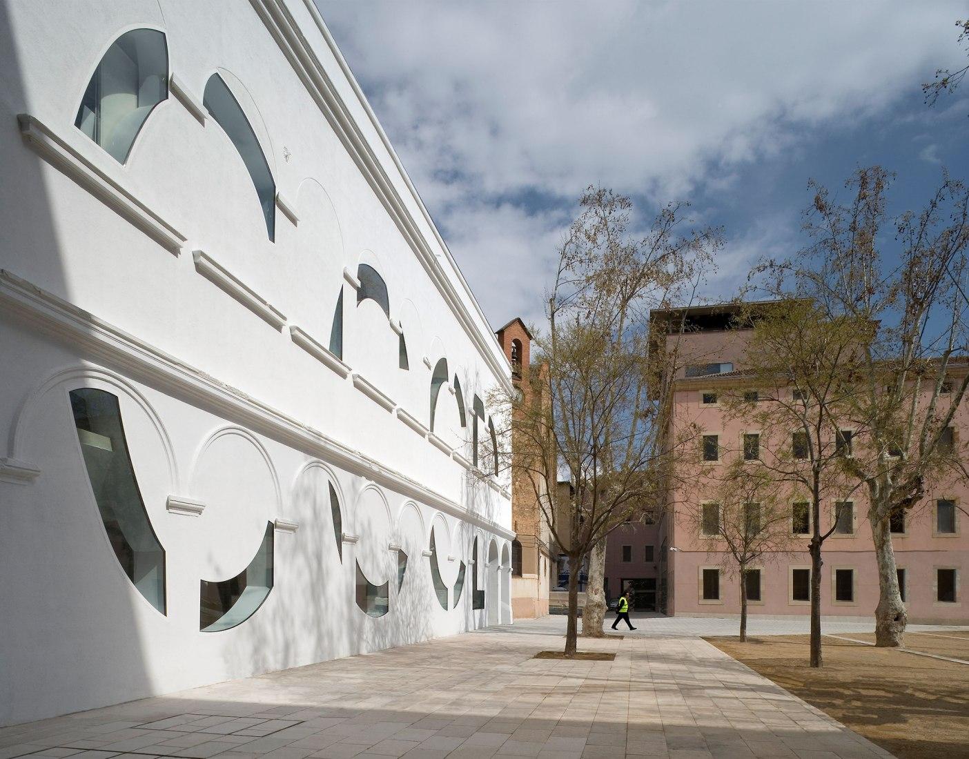Centro cultural multidisciplinar, Teatro CCCB. Fotografía por Lourdes Jansana