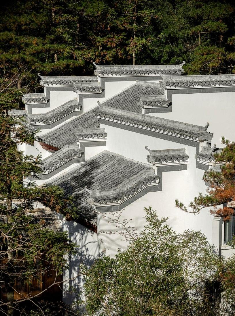 Sunriver Resort y Spa Huangshan por CCD. Imágenes cortesía de CCD