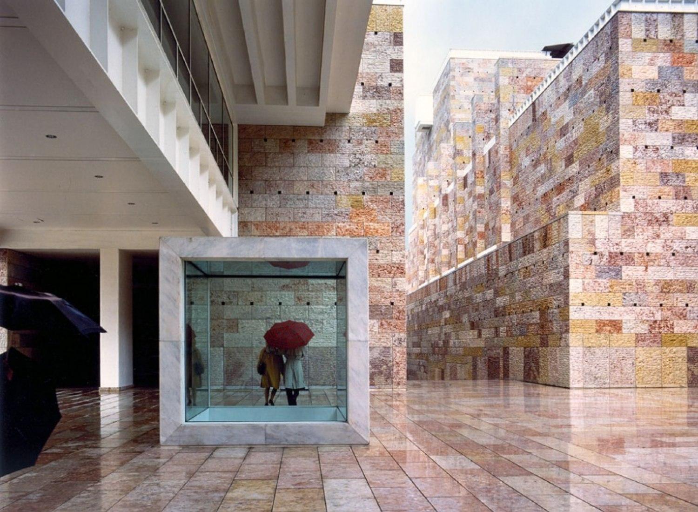 Gregotti Associati: Centro cultural Belém Cultural Centre (con Risco SA / Salgado), Lisboa, 1995. Fotografía vía Premio EU Mies.