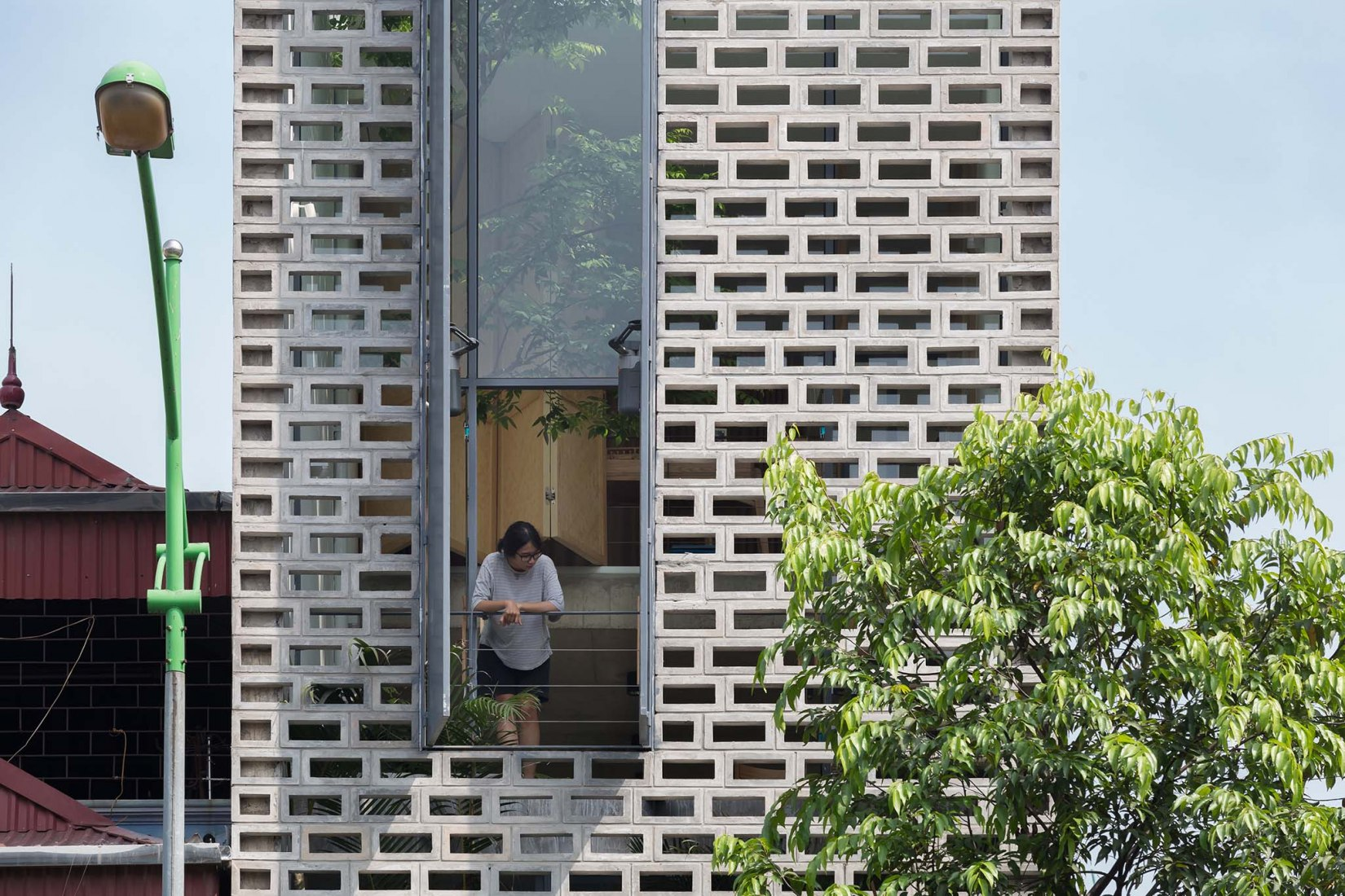 Casa CH por ODDO architects. Fotografía por Hoang Le photography