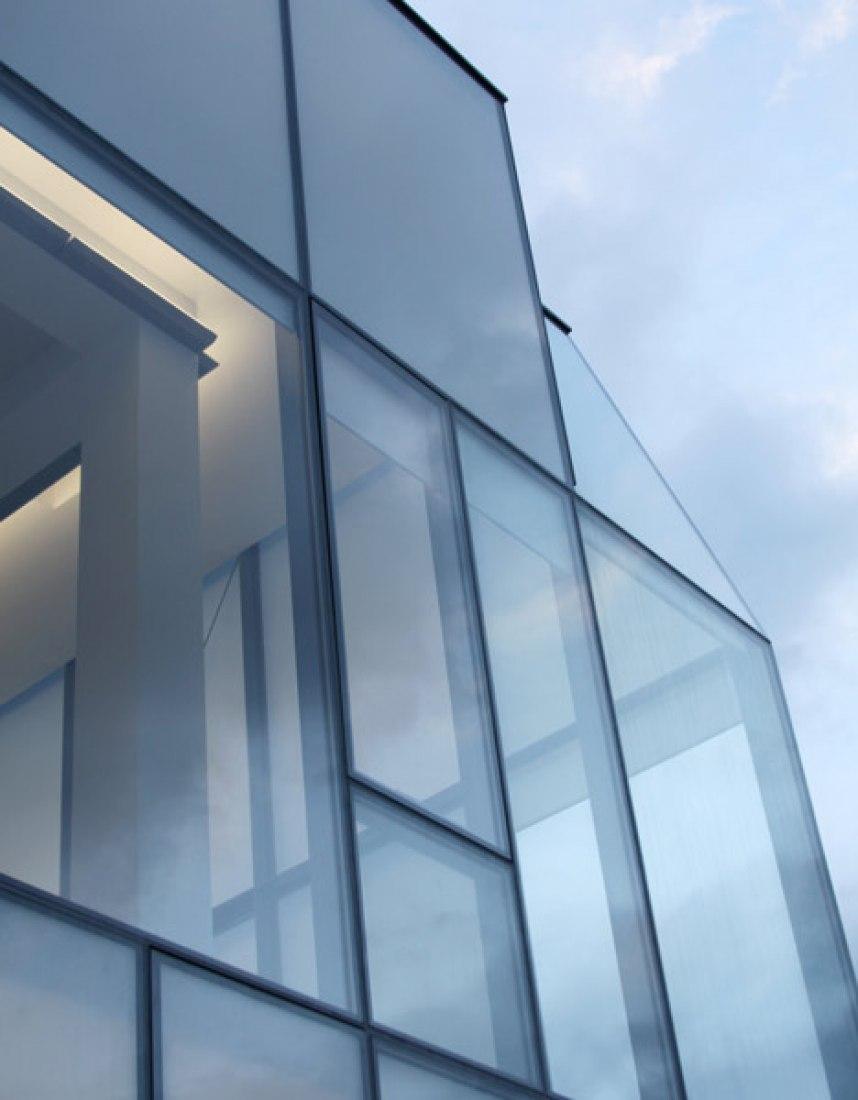 Fotografía por Steven Holl Architects.