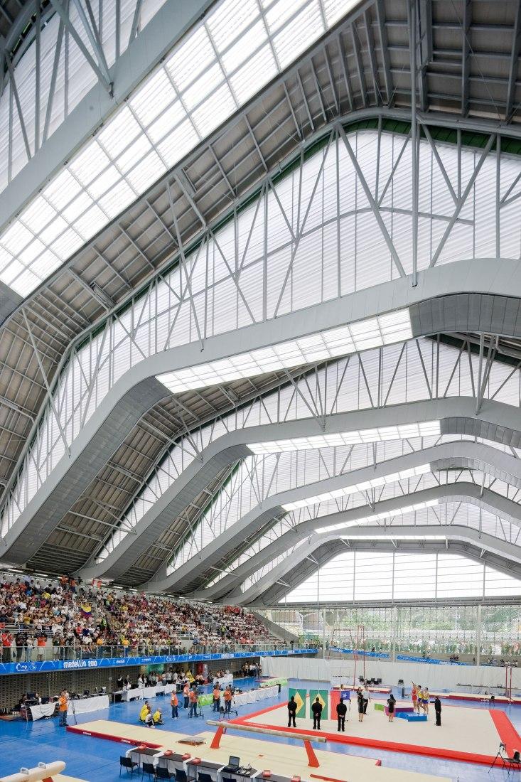 Coliseos para los juegos suramericanos 2010 por Equipo Mazzanti + Plan b. Fotografía por Iwan Baan