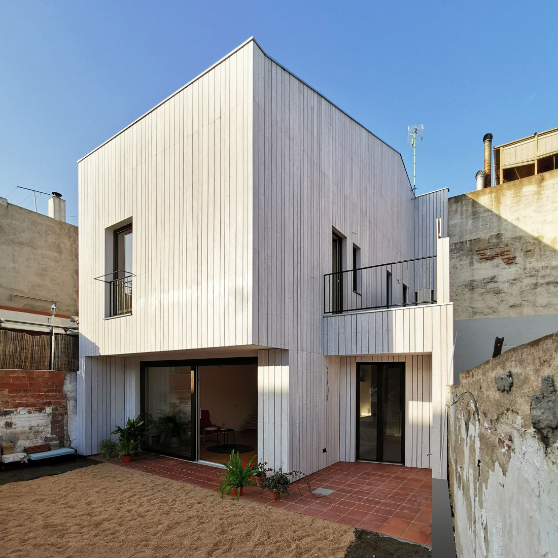 Argentona by COMA Arquitectura. Photograph by COMA Arquitectura