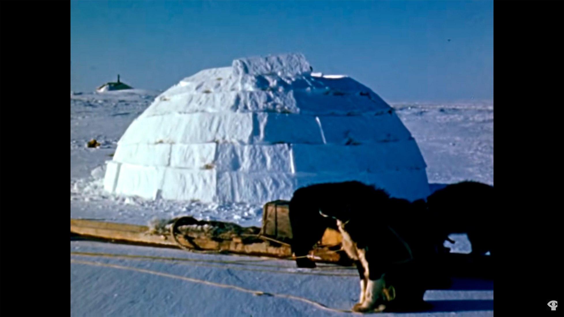 ¿Cómo construir un igloo?