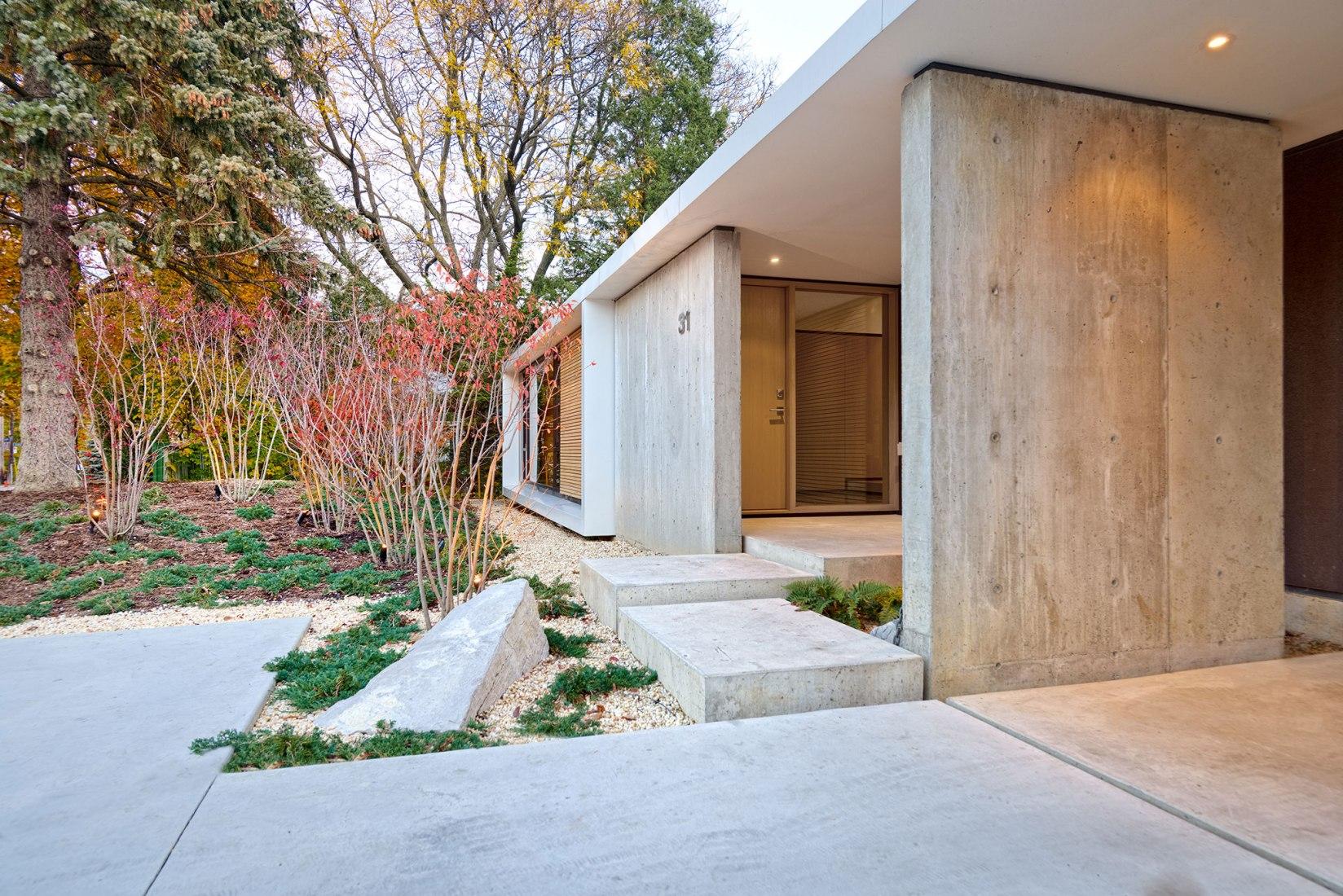 Casa Abenbare, vista de la entrada. Fotografía © Bob Gundu