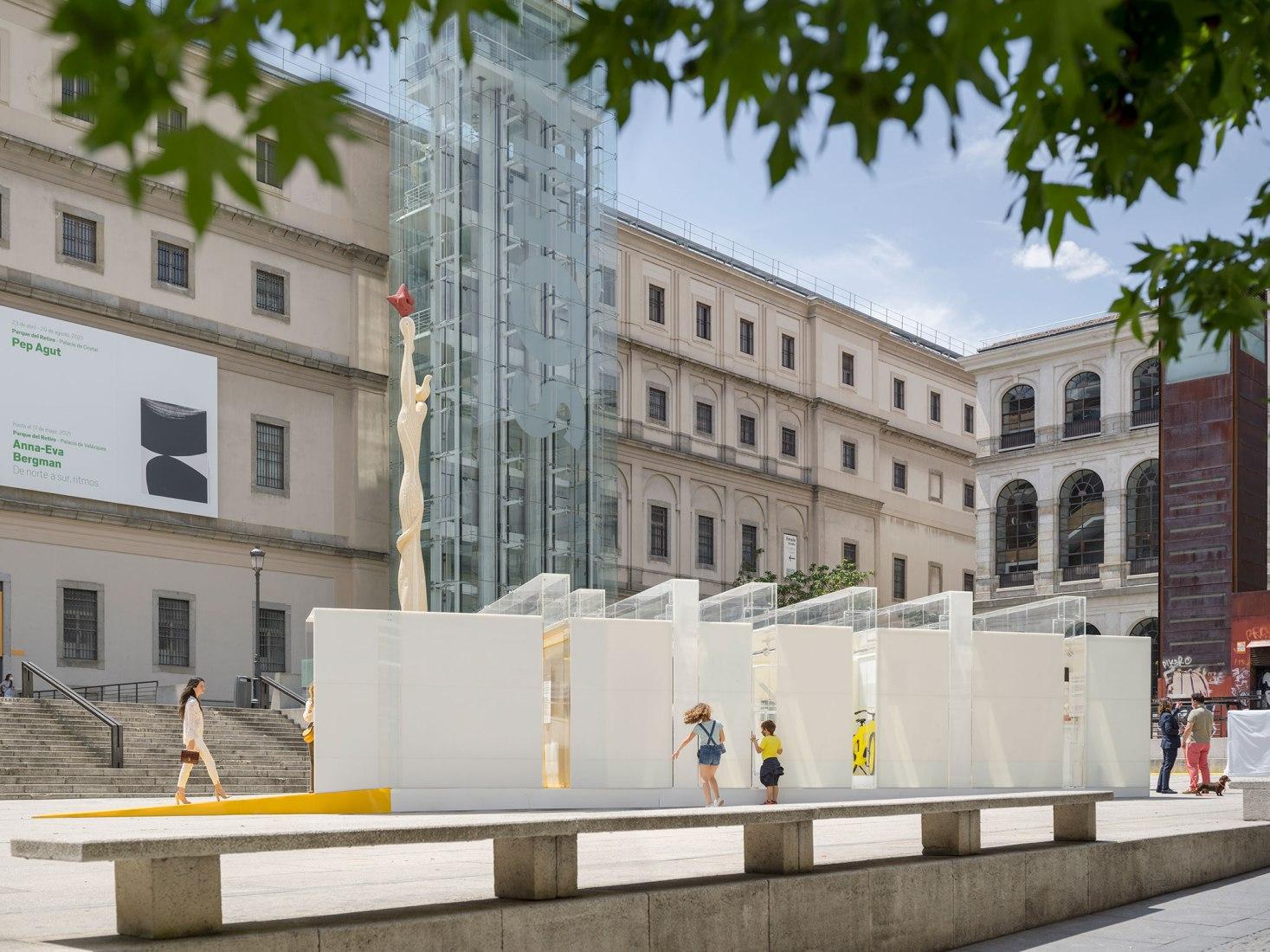 The Plastic Museum por delaVegaCanolasso. Fotografía por Imagen Subliminal (Miguel de Guzmán + Rocío Romero).