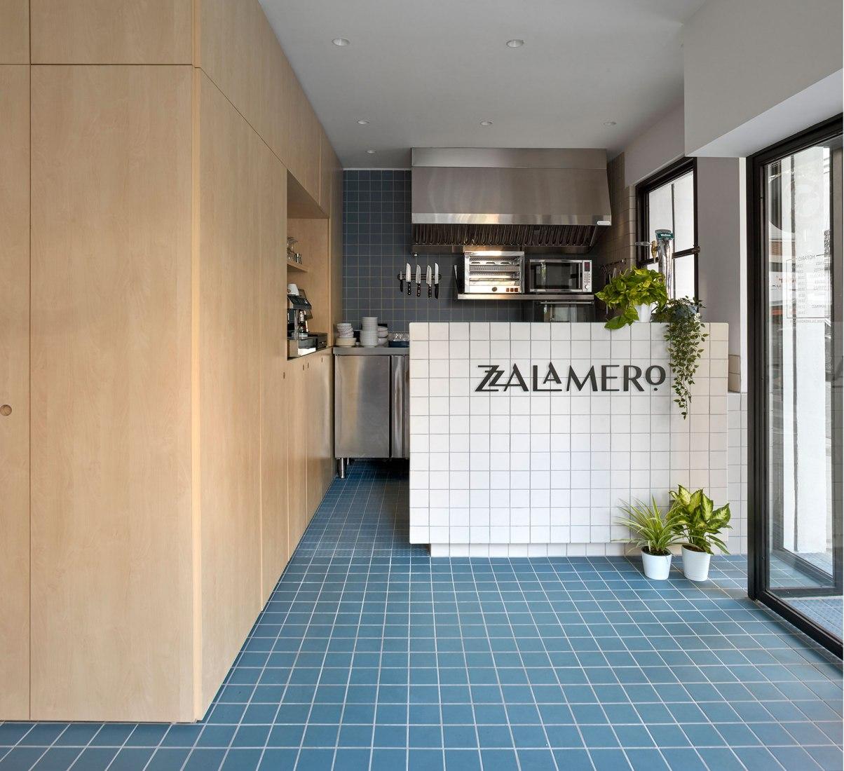 Zalamero Ruzafa Bar por DG estudio. Fotografía por Mariela Apollonio