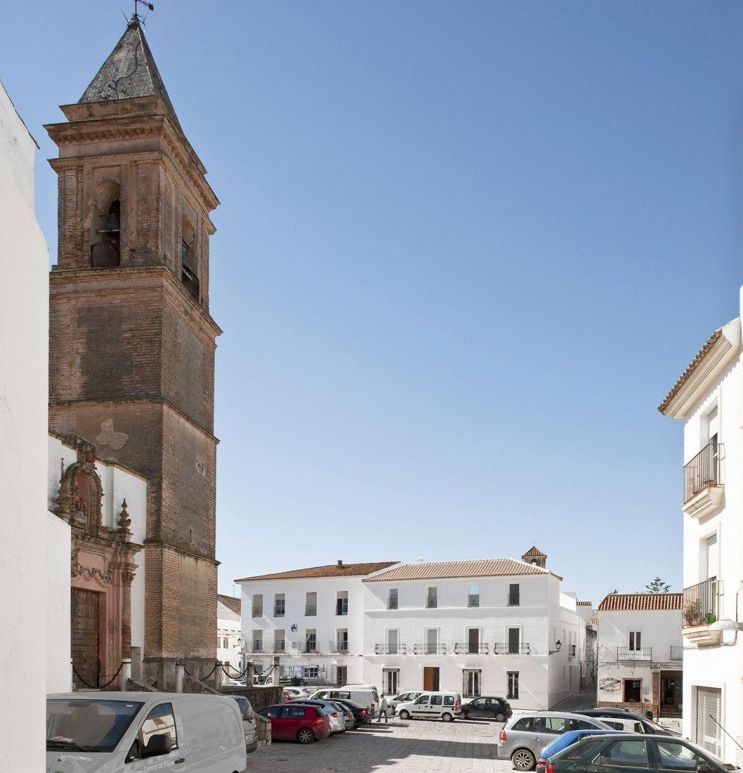 Casa Diáñez por Reina & Asociados. Fotografía © Fernando Alda