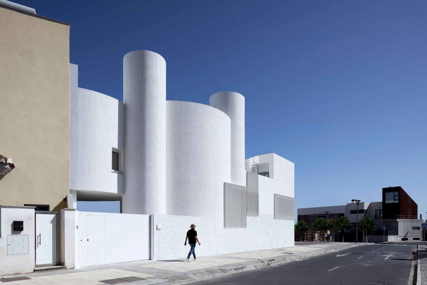 Casa Número Cero por DJarquitectura. Fotografía por Jesús Granada