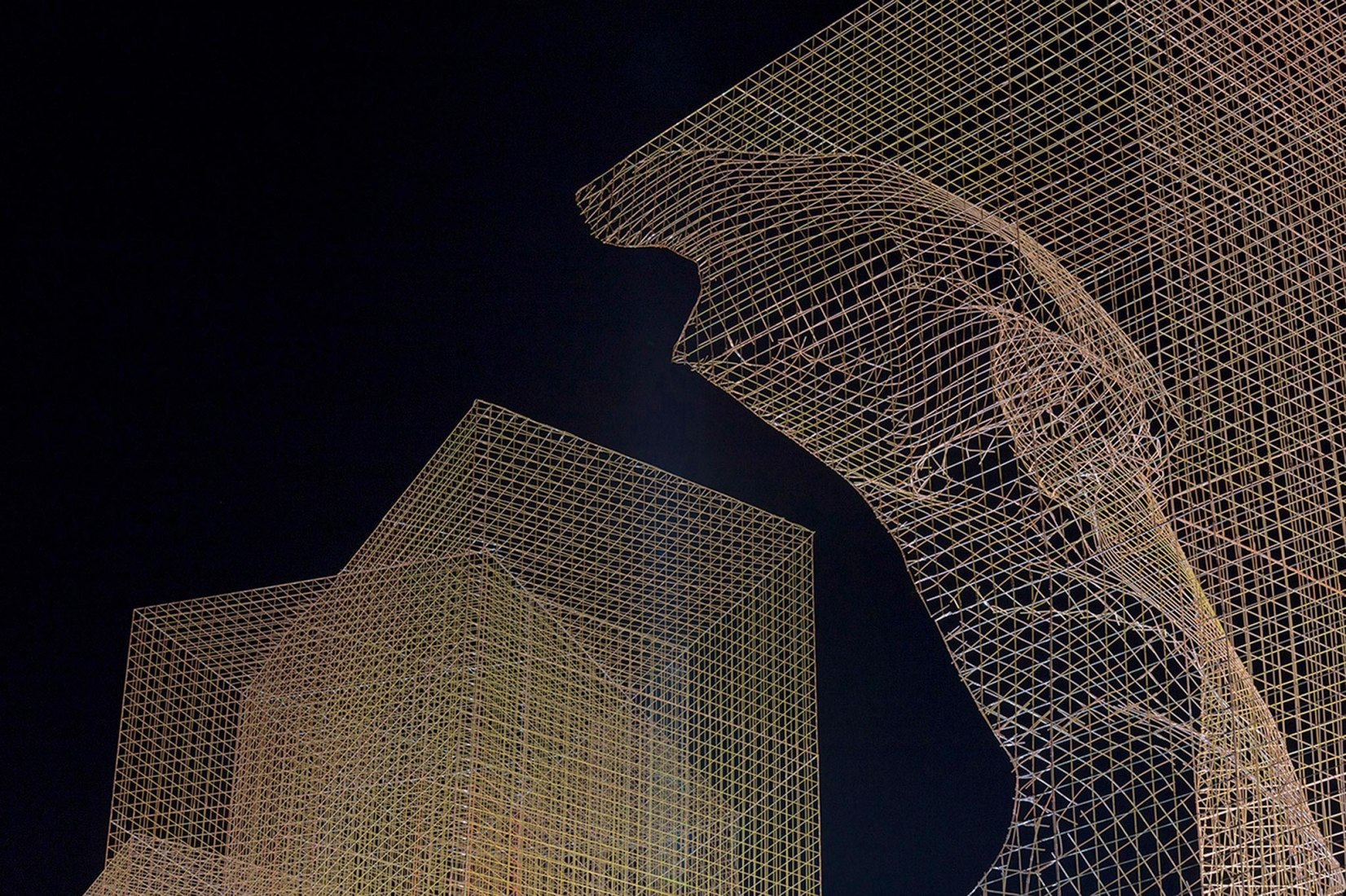 L I M E S por Edoardo Tresoldi. Fotografía por Roberto Conte