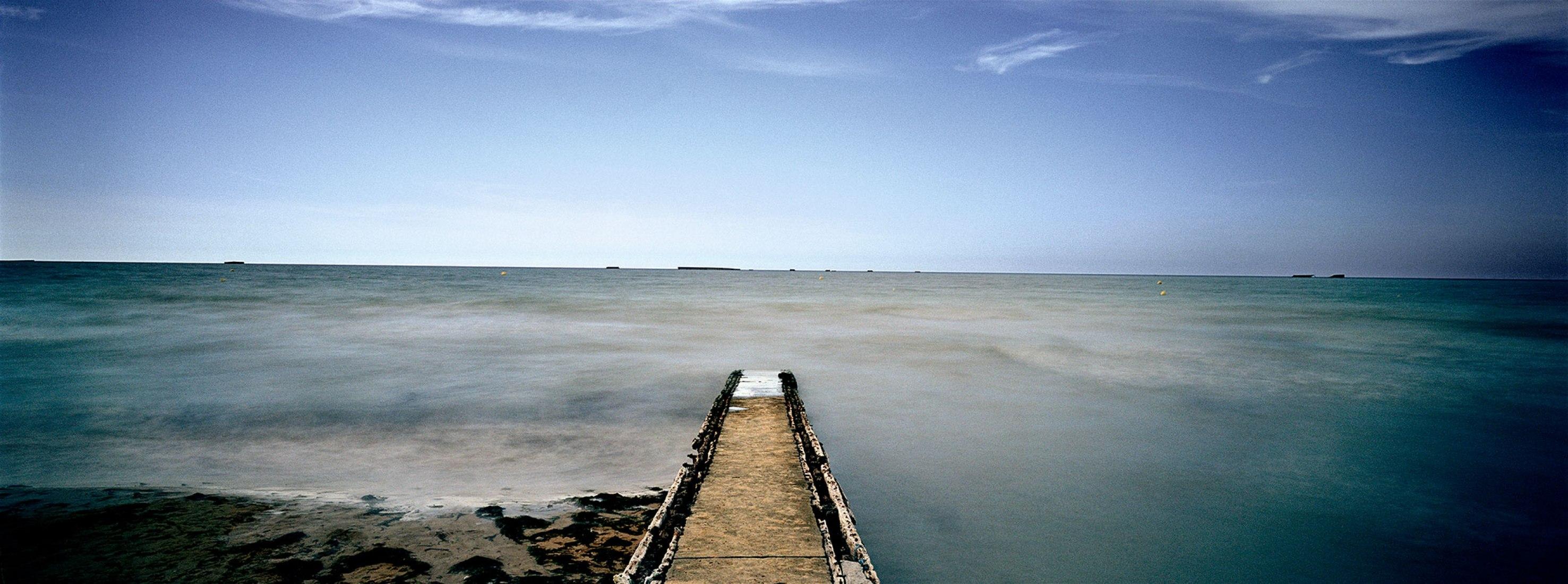 Eduardo Nave. Normandie: les rivages du débarquement © Eduardo Nave, VEGAP, Madrid, 2019