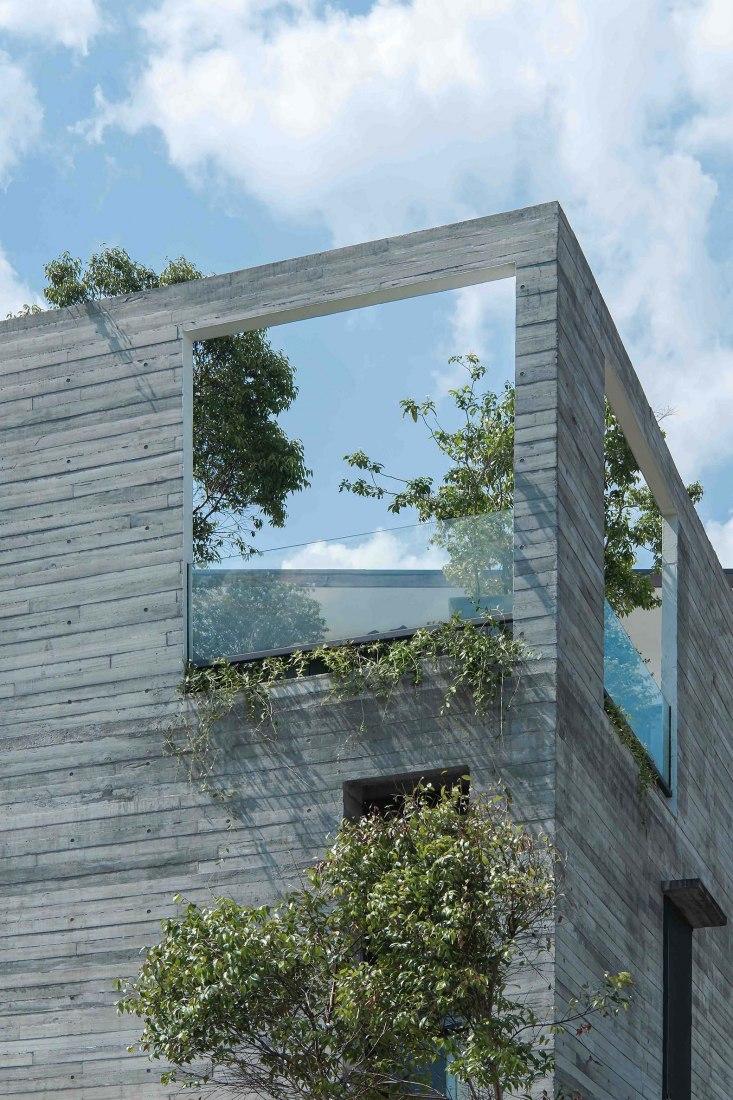 Casa End-lot por Eleena Jamil Architect. Fotografía por David Yeow Photography