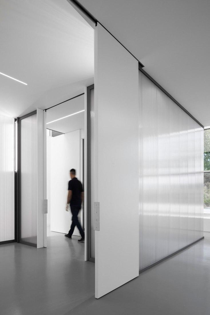 Escritórios MA por éOp – arquitectura e design. Fotografía por Ivo Tavares Studio.