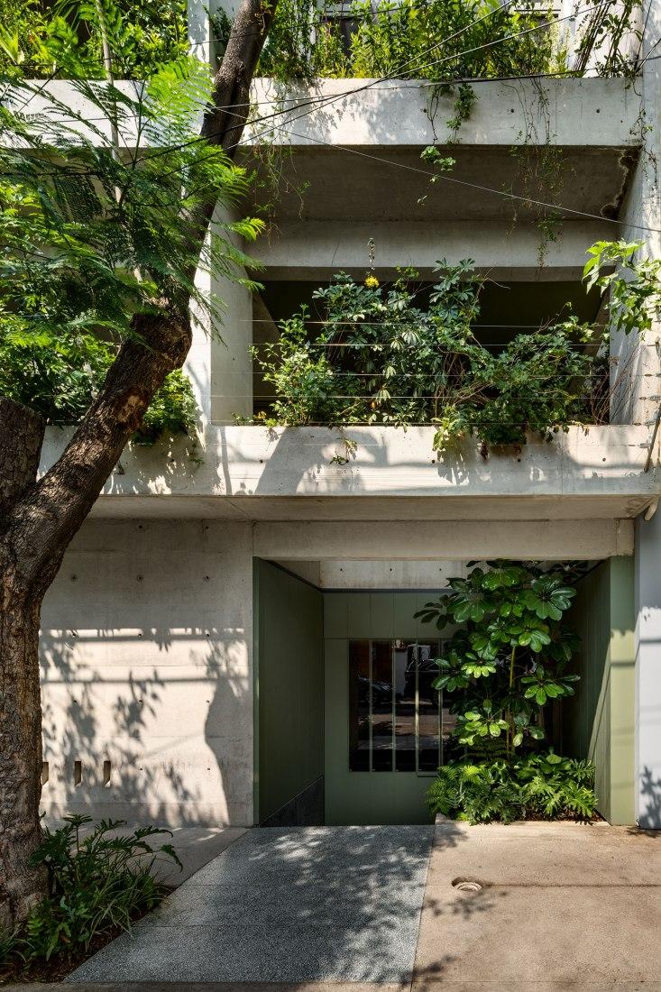 DGB Apartments by Estudio MMX. Photograph by Rafael Gamo
