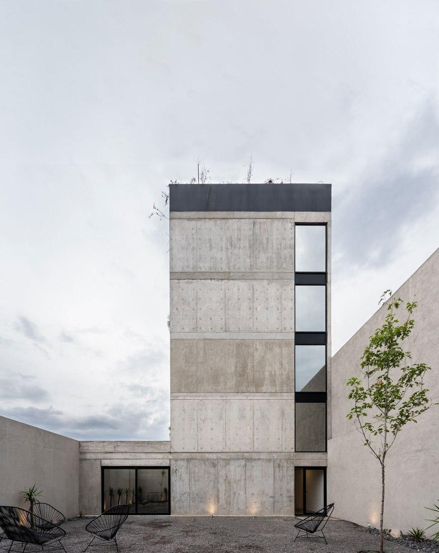 Habiteé Urban Dorms by Estudio Zero. Photograph by Ariadna Polo.