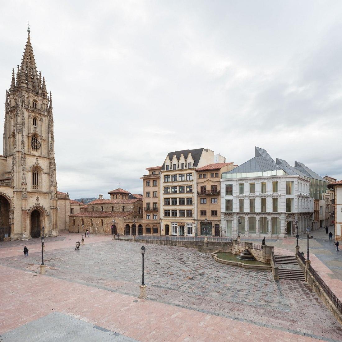 Museo de Bellas Artes de Asturias. Fotografía por Pedro Pegenaute.