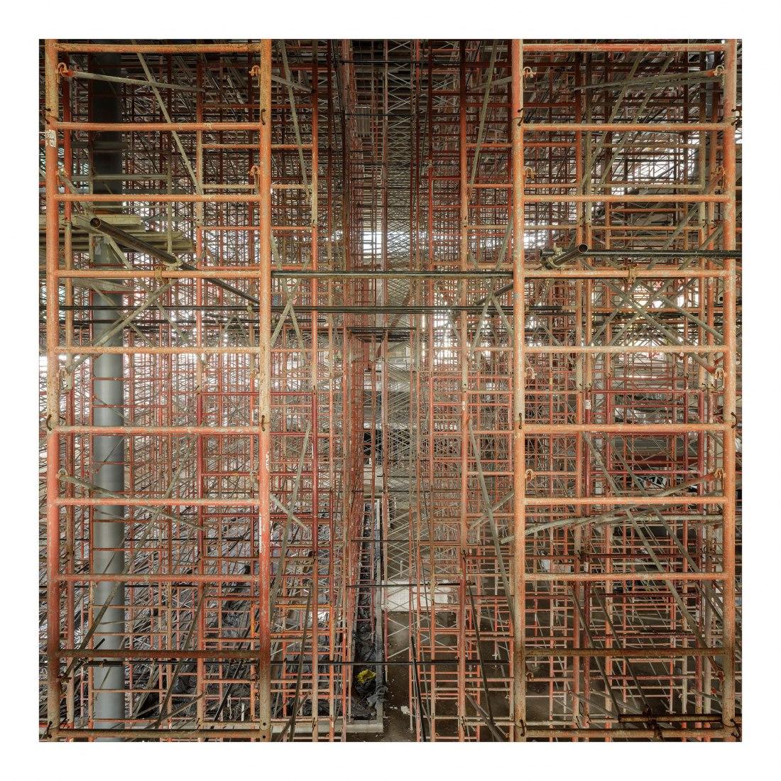 Una estética de la desaparición, el nuevo trabajo personal de Fernando Alda. Fotografía por Fernando Alda