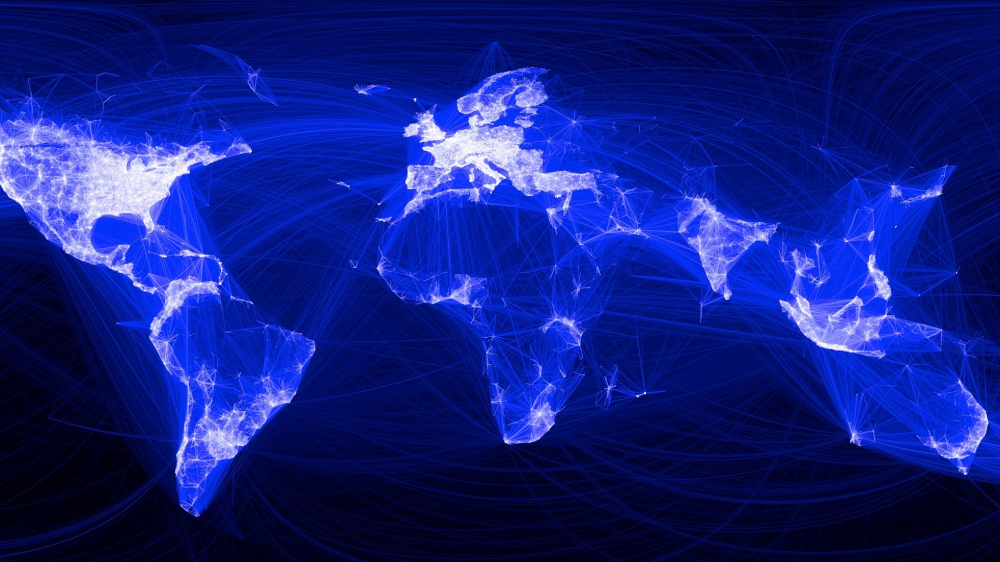 El Mundo según Facebook
