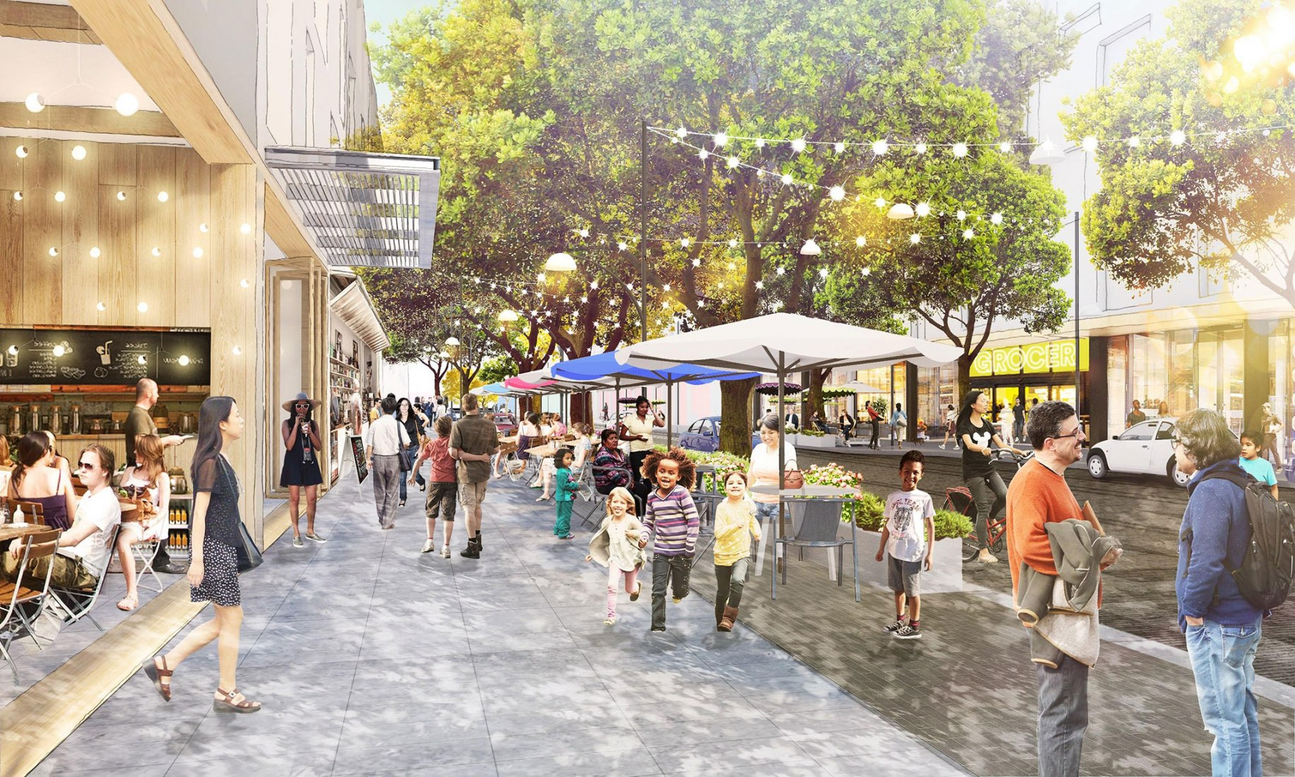 Renderings courtesy of OMA New York