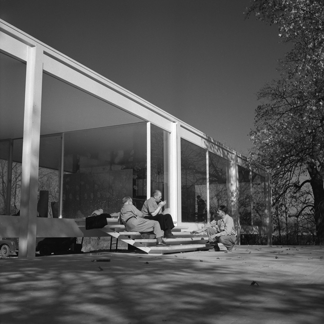 Mies Van Der Rohe.Mies Van Der Rohe And Farnsworth House Will Have Hollywood Movie