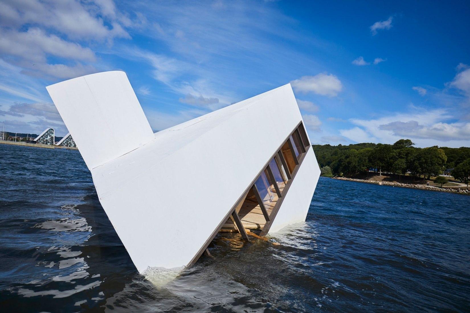 Flooded Modernity by Asmund Havsteen-Mikkelsen. Photography by Kenneth Stjernegaard