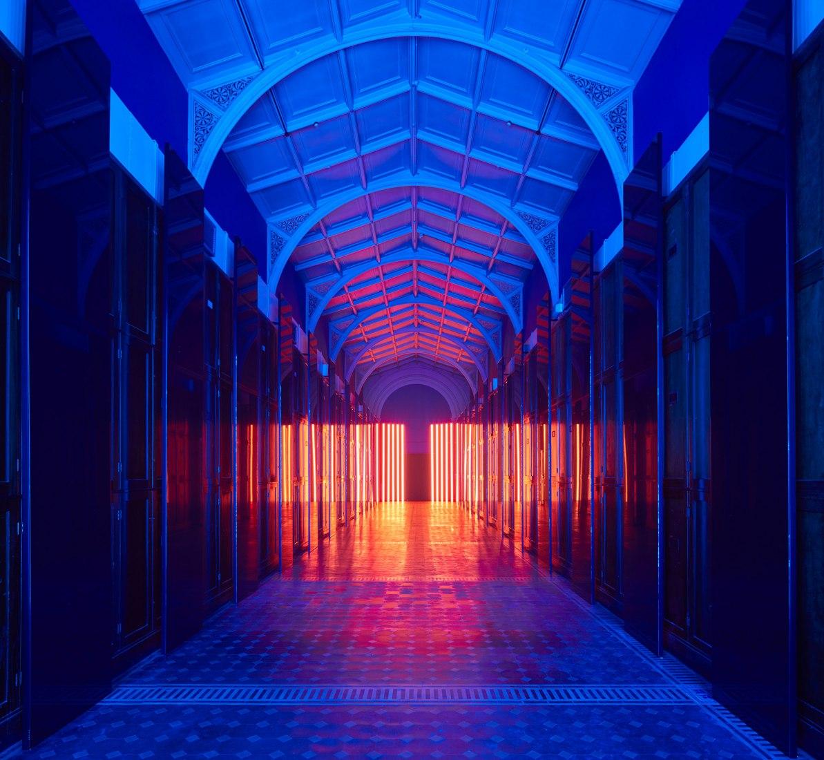 Reflection Room by Flynn Talbot. Photograph © Edmund Sumner. Image courtesy Londo Design Festival
