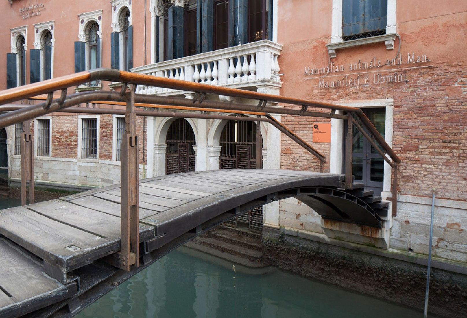 Palazzo Querini Stampalia by Carlo Scarpa, 1961-1963. Courtesy of Fondazione Querini Stampalia