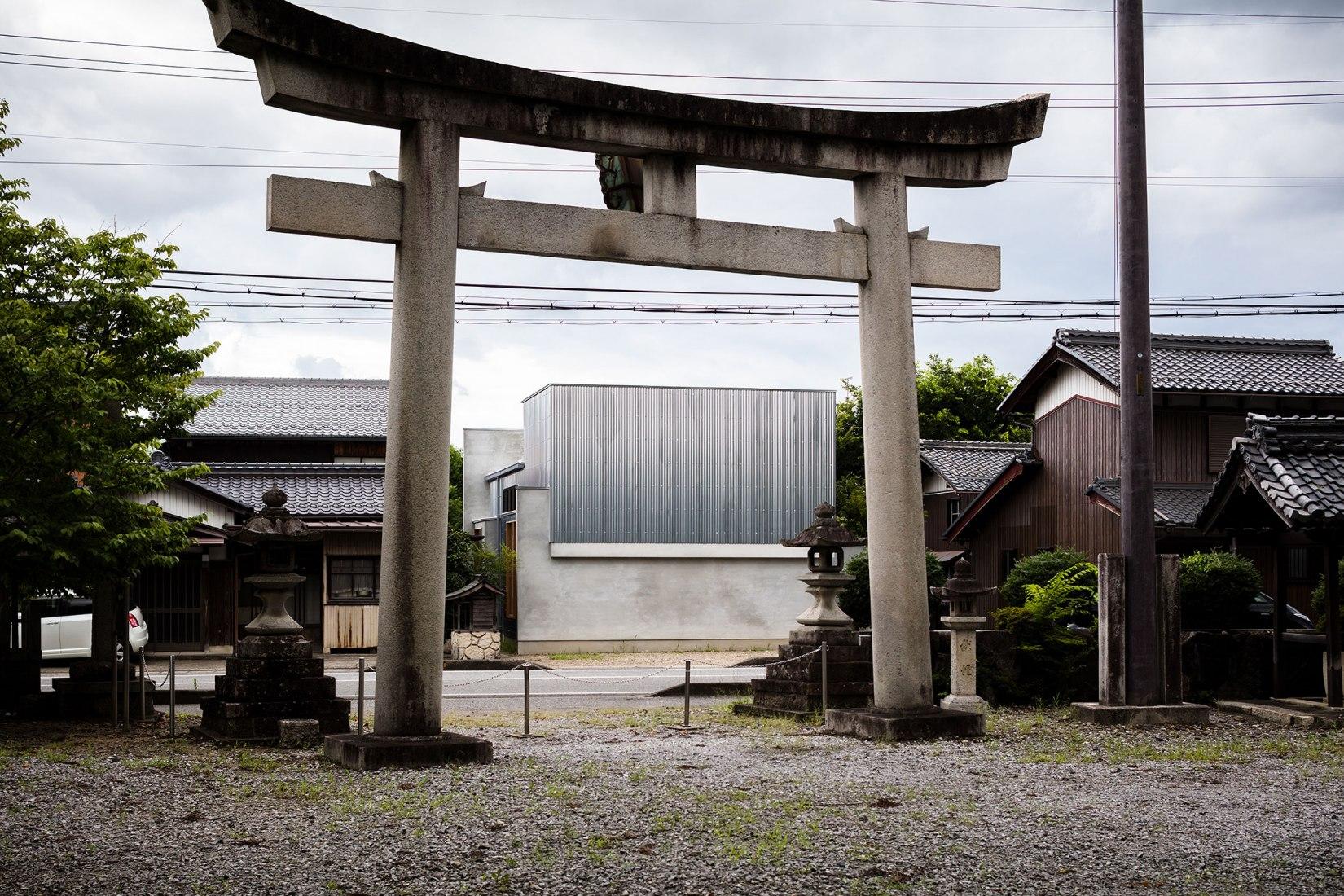 House for a Photographer by FORM/Kouichi Kimura Architects. Photograph © Norihito Yamauchi