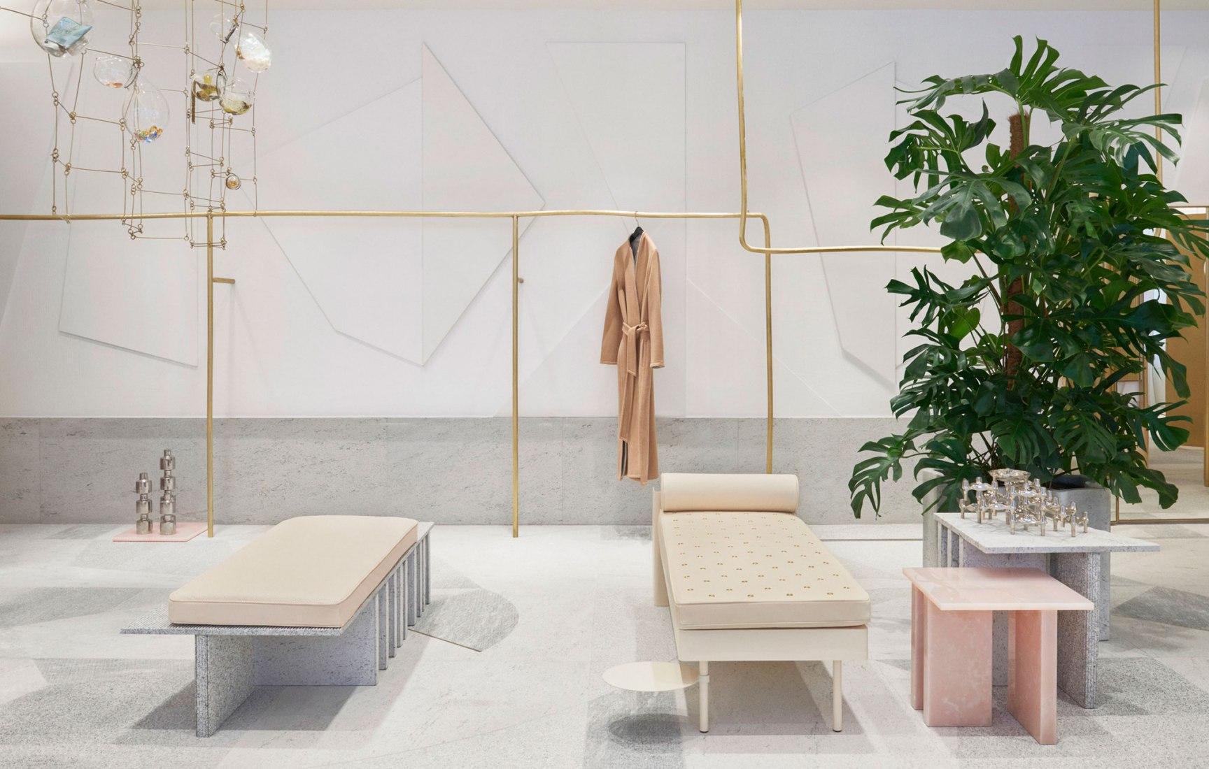 forte_forte nueva boutique en París por Robert Vattilana y Giada Forte. Fotografía por Danilo Scarpati
