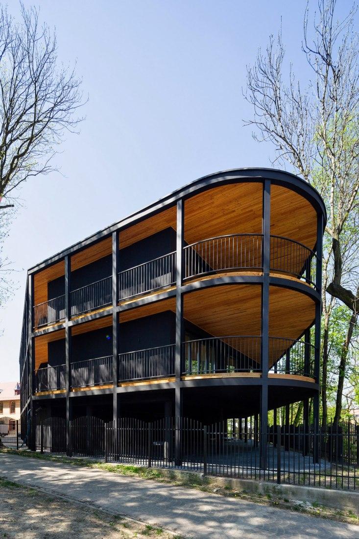 Villa Reden by Frantagroup studio. Image courtesy by Frantagroup studio