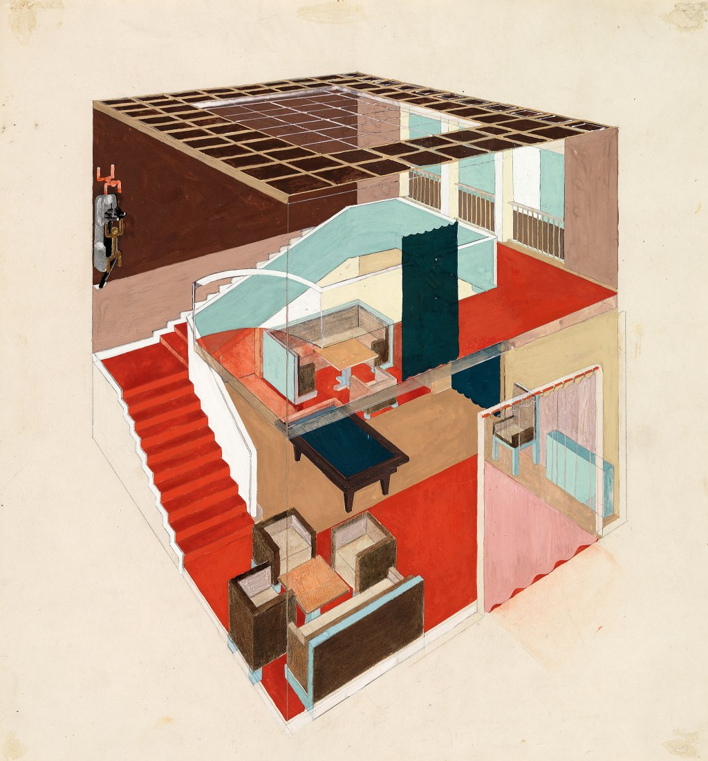 Bauhaus Kitchen Design: Friedl Dicker-Brandeis, Exemplary Bauhaus Student And