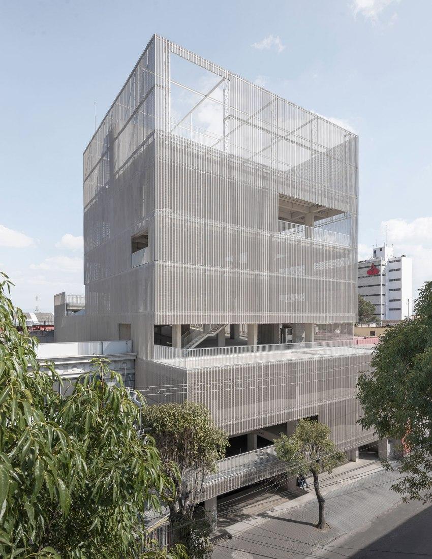 Estación San José por FRPO Rodriguez & Oriol. Fotografía por LGM Studio