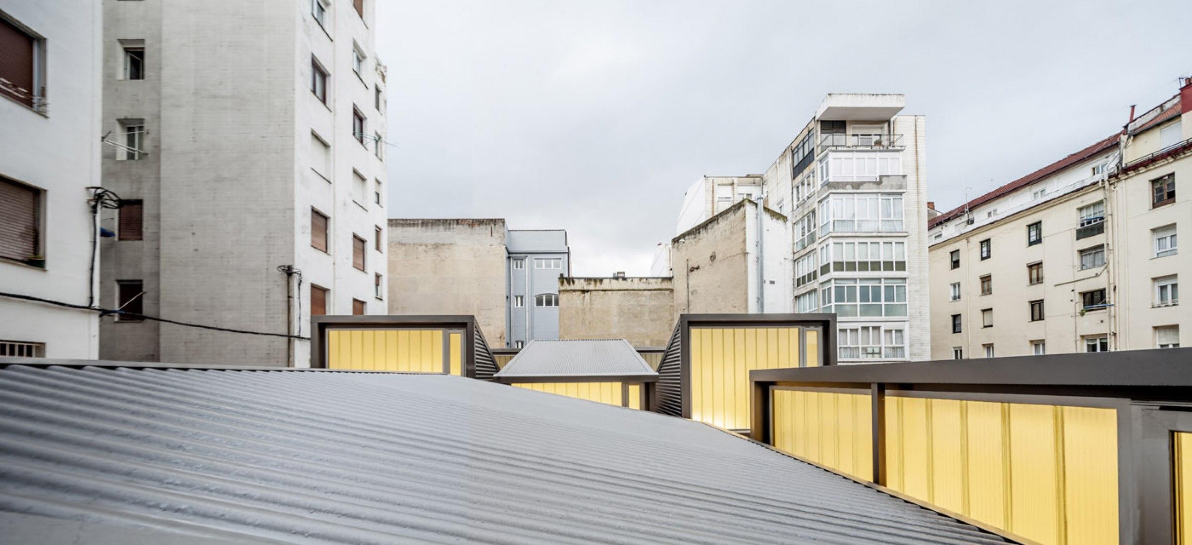 Galería CarrerasMugica en Bilbao de Estudio Herreros. Fotografía © Jaime Gartzia