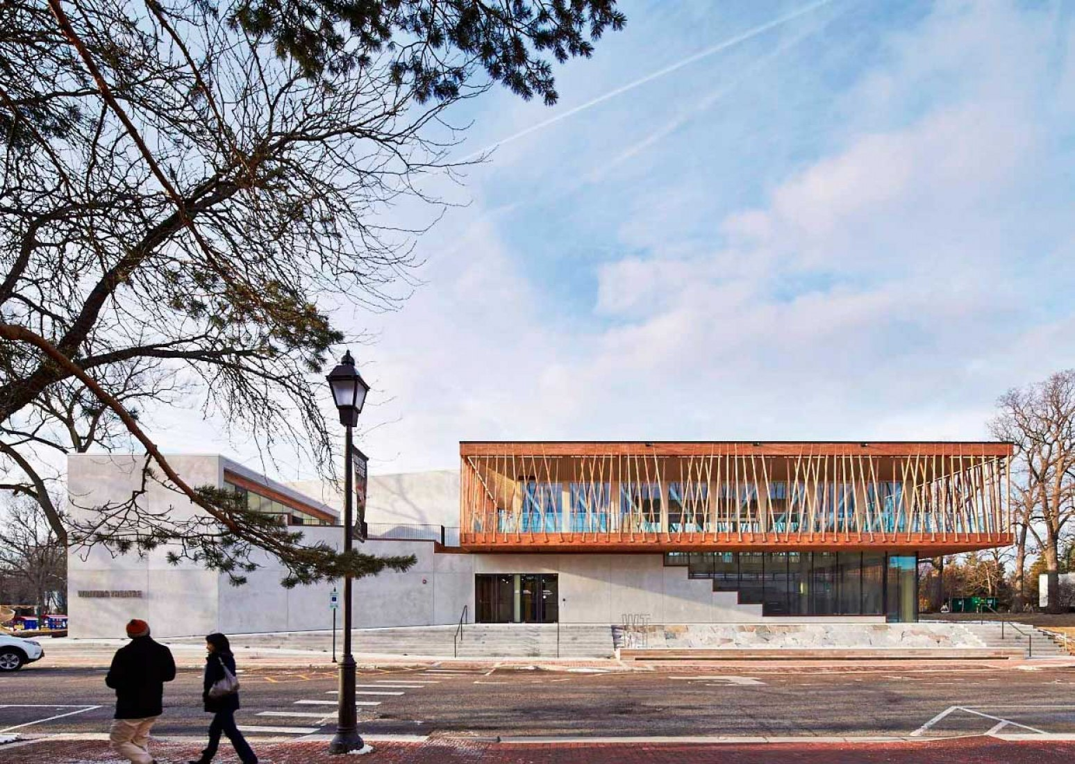 Writers Theatre by Studio Gang. Photography, Steve Hall © Hedrich Blessing