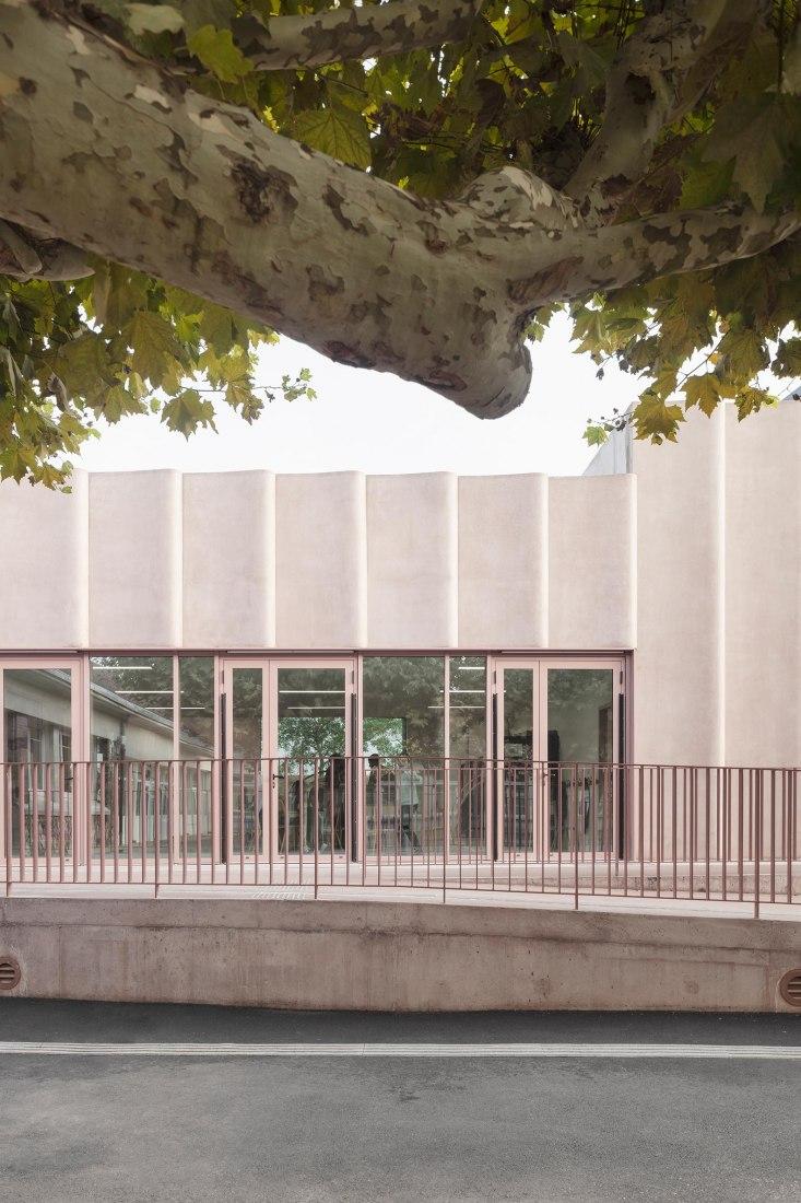 Centro cultural en Athis-Mons por Graal. Fotografía por Schnepp Renou