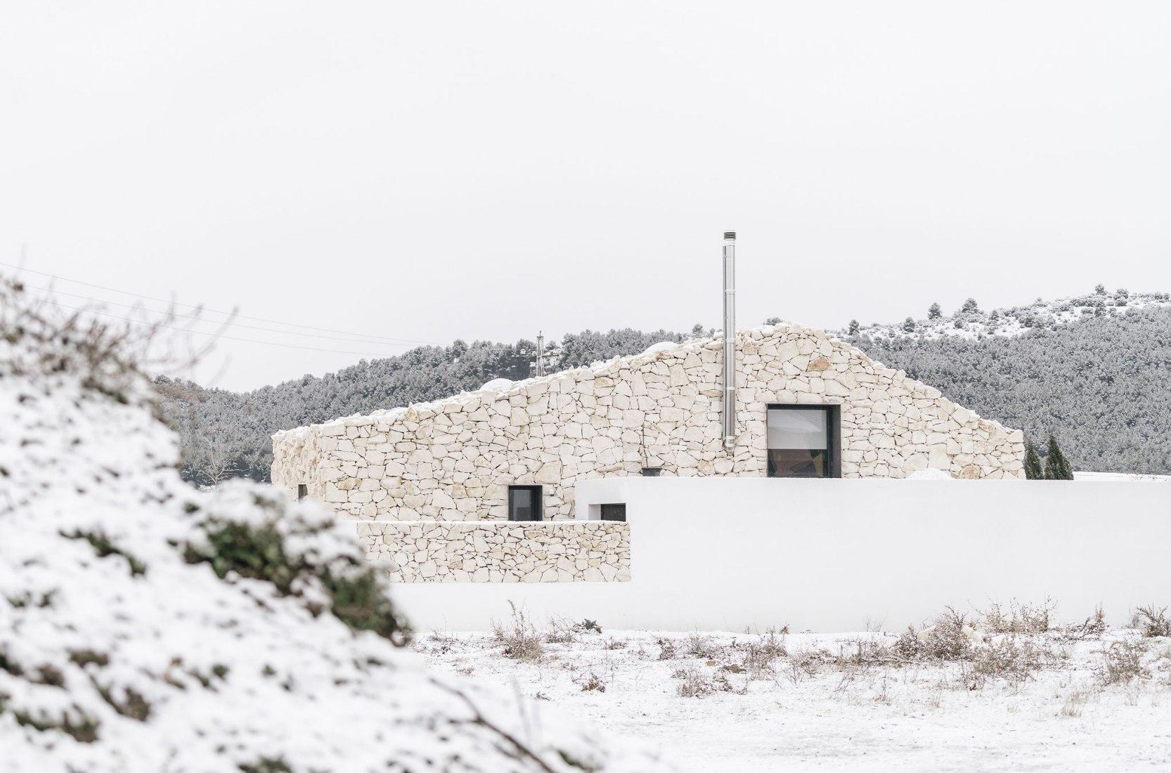 Casa Calixto por GRX Arquitectos. Fotografía por Imagen Subliminal.